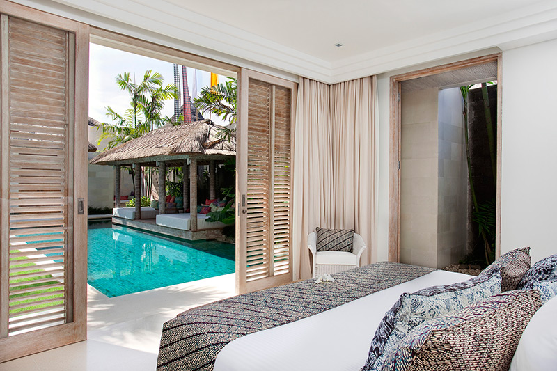 Villa Adasa Seminyak  Guest Bedroom One
