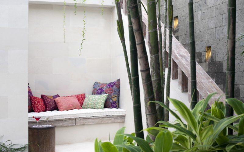 Villa Adasa Seminyak   Outdoor Sitting Area