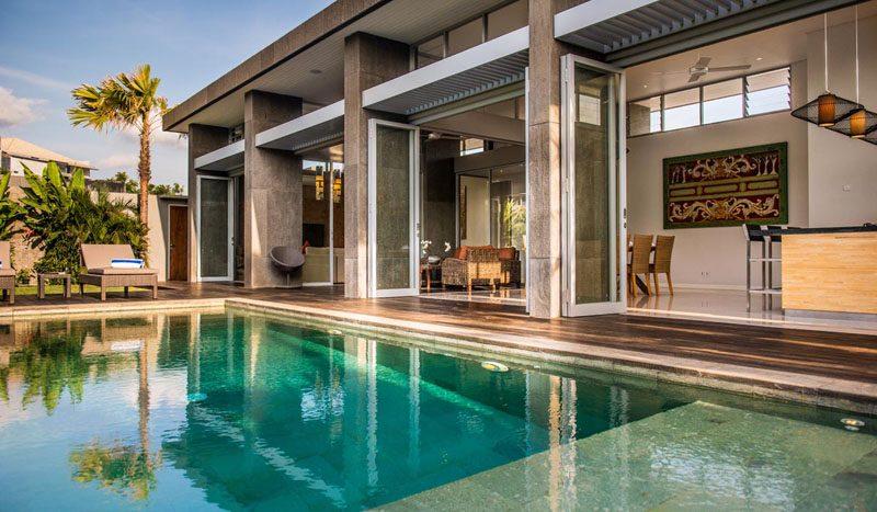 Villa Aramanis Damai Living spaces