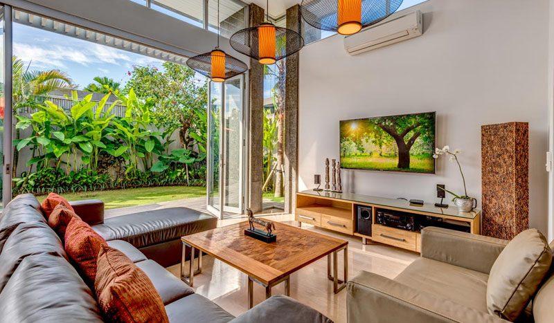 Villa Aramanis Indah Living room