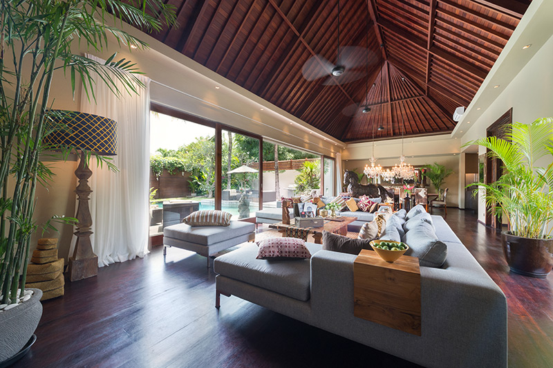 Villa Eshara 1   Living Area