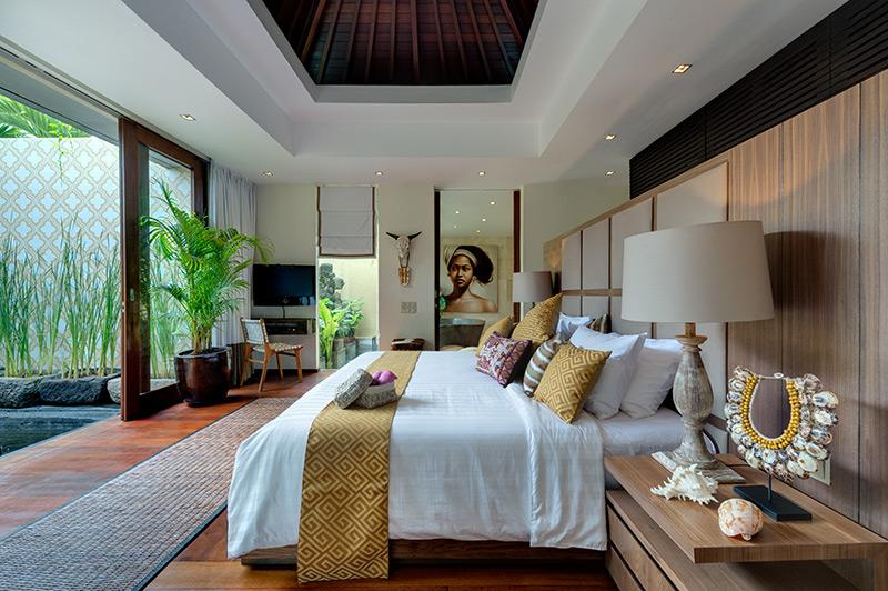 Villa Eshara 1   Master Bedroom