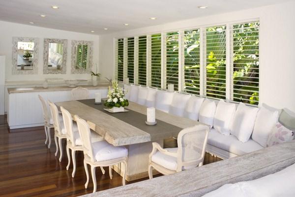 Villa Hermosa   Dining Area
