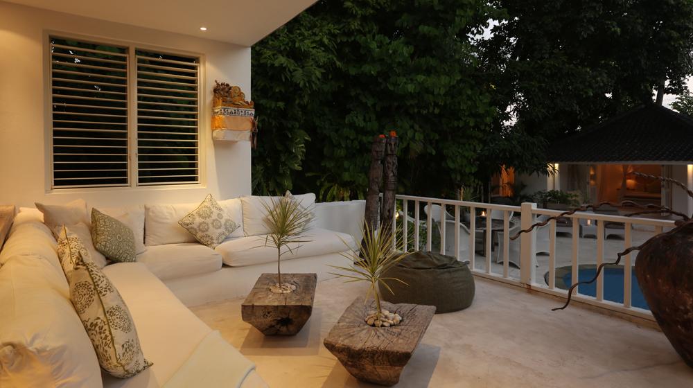 Villa Hermosa   Terrace