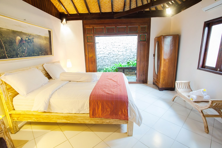 Villa Kubu Ampo   Bedroom II   2
