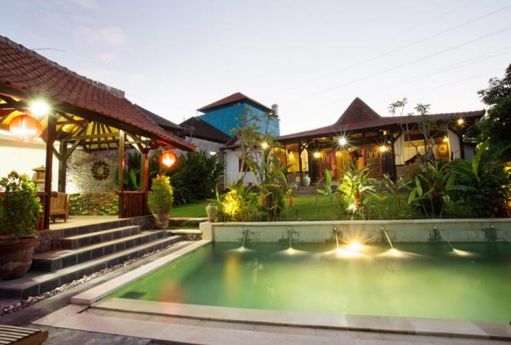 Villa Kubu Ampo