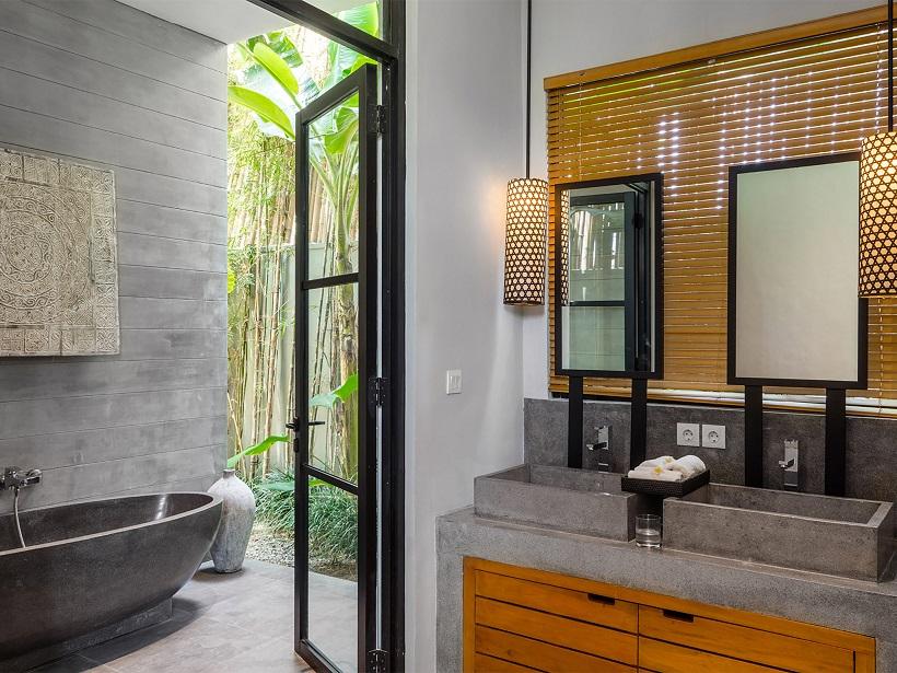 Villa Gu   Modern En Suite Bathroom