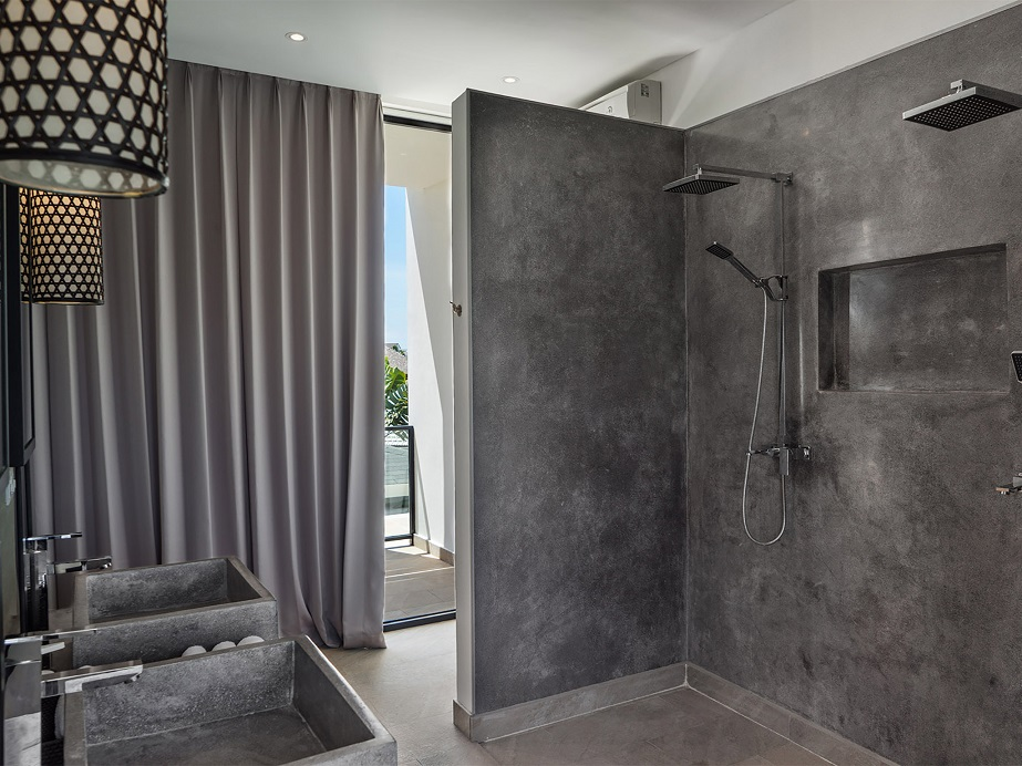 Villa Vida   En suite Bathroom