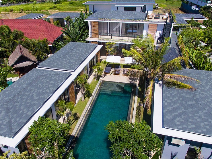 Villa Vida   Eye Bird View
