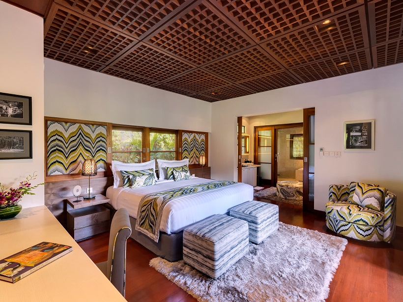 Villa Windu Sari   Guest Bedroom three