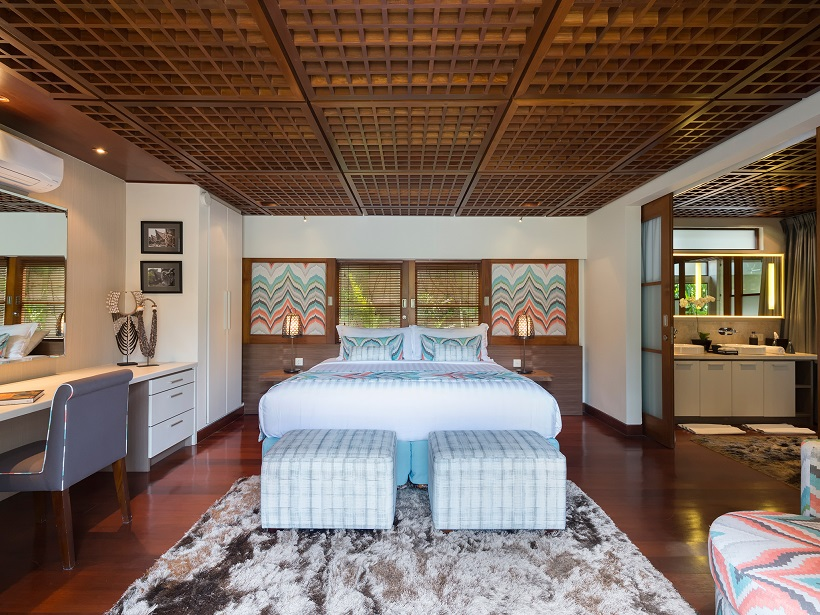 Villa Windu Sari   Guest bedroom one