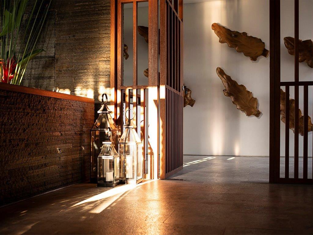 14. Villa Indrani   Wooden walkways