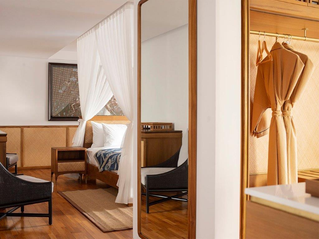 7. Villa Indrani   Bedroom and wardrobe