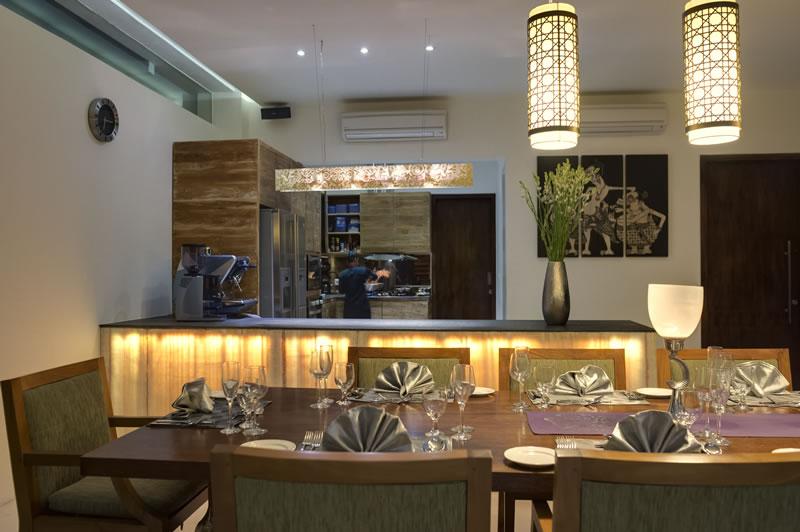 Villa Aiko   Dining