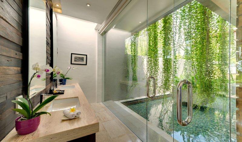 Villa Aiko   Guest Bathroom