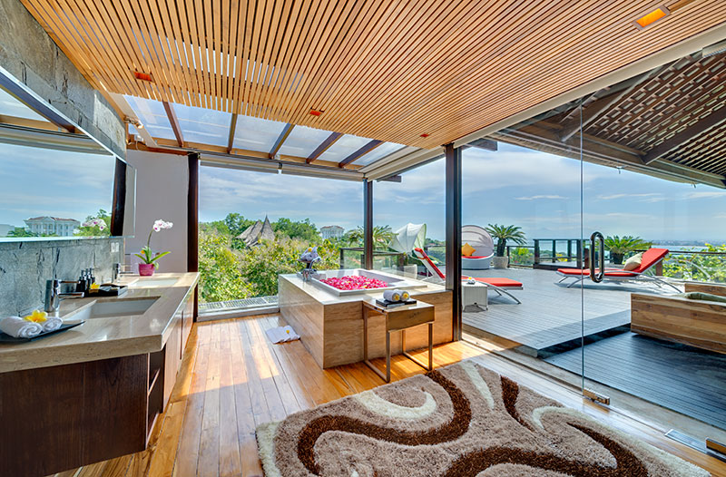 Villa Aiko   Master Bathroom