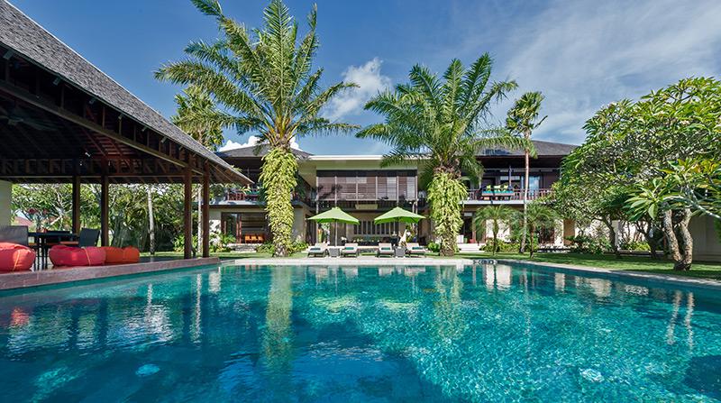 Villa Bendega Nui   Large Pool