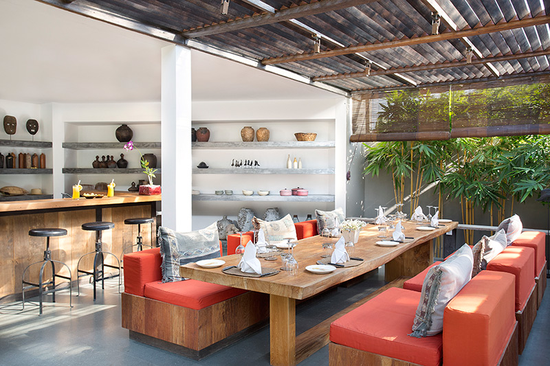 Villa Levi   Dining Area