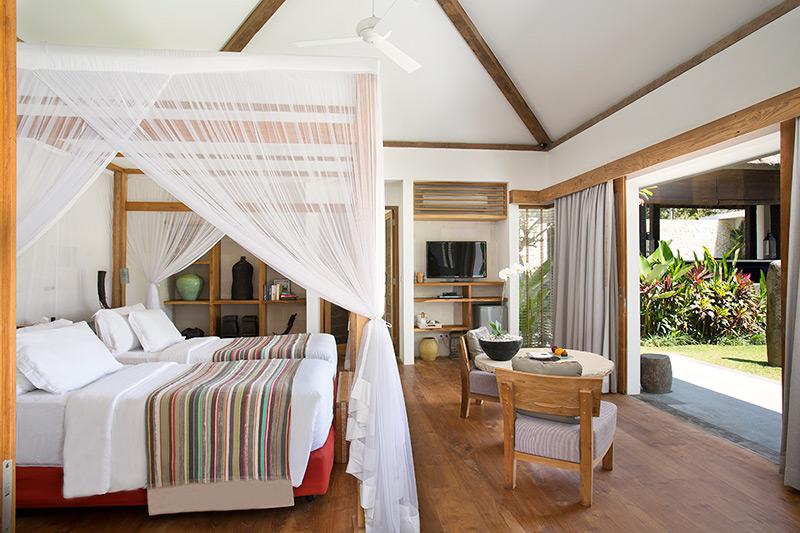Villa Levi   Pool View Bedroom2