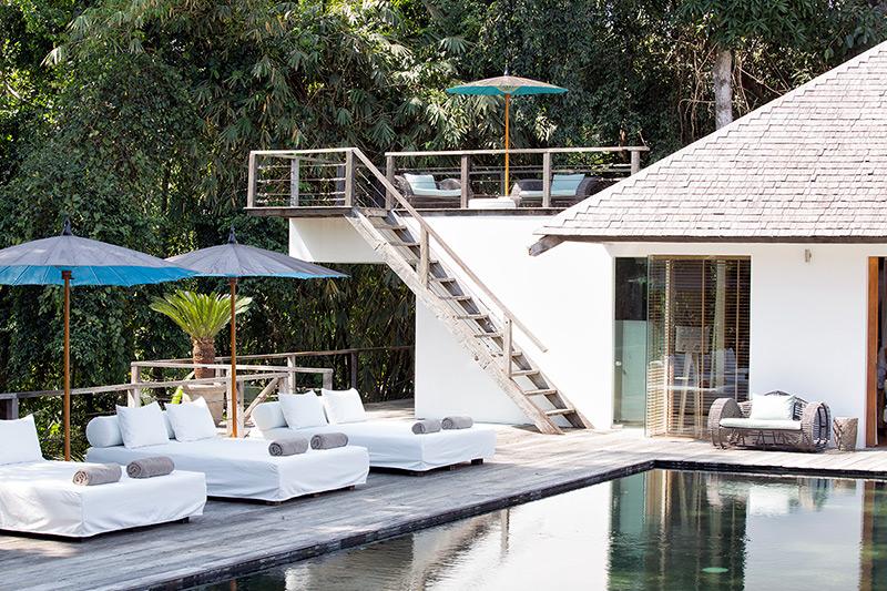 Villa Levi   Top Deck