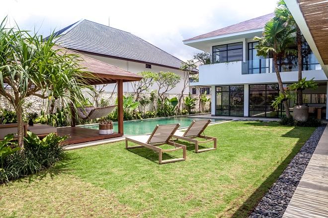 4 Bedrooms Villa For Rent In Canggu Villa Nonnavana Luxury Villa In Bali