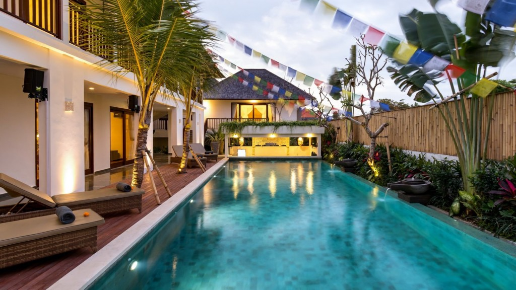 7 Bedrooms Villa In Bali Affordable Bali Villa Rental For Big Group